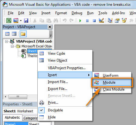 microsoft visual basic pour applications excel