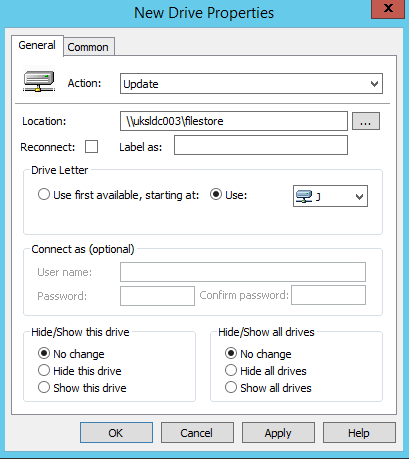 how to create a shortcut to a citrix application