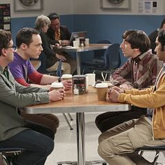 the big bang theory the application deterioration