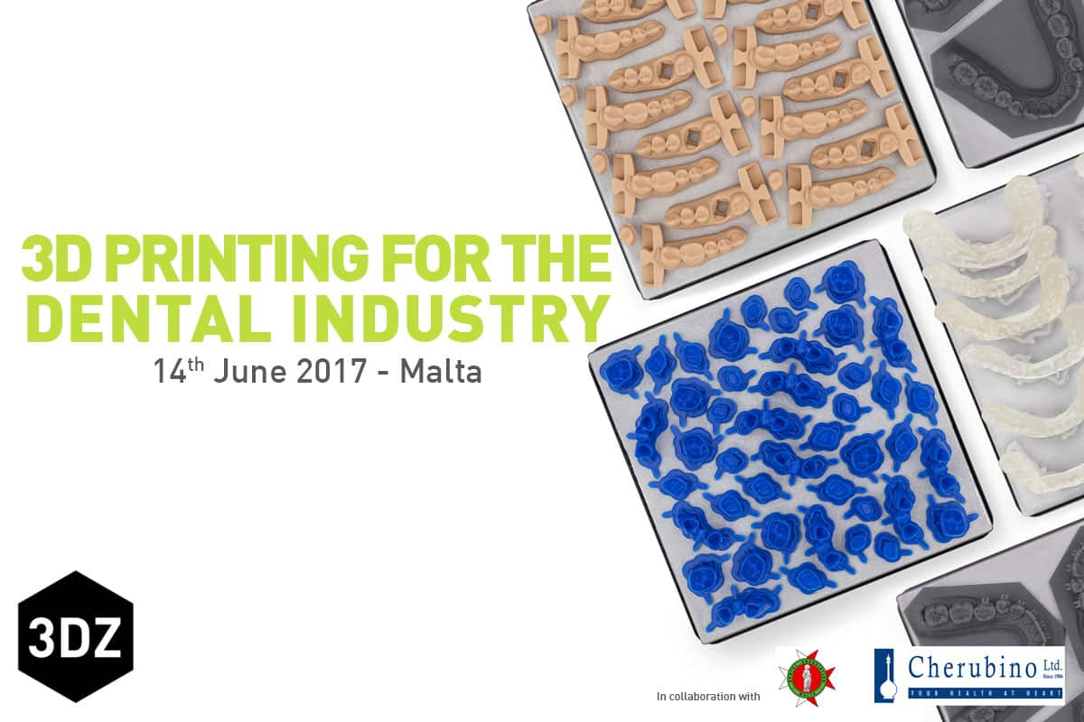 applications of 3d printing in dentistry