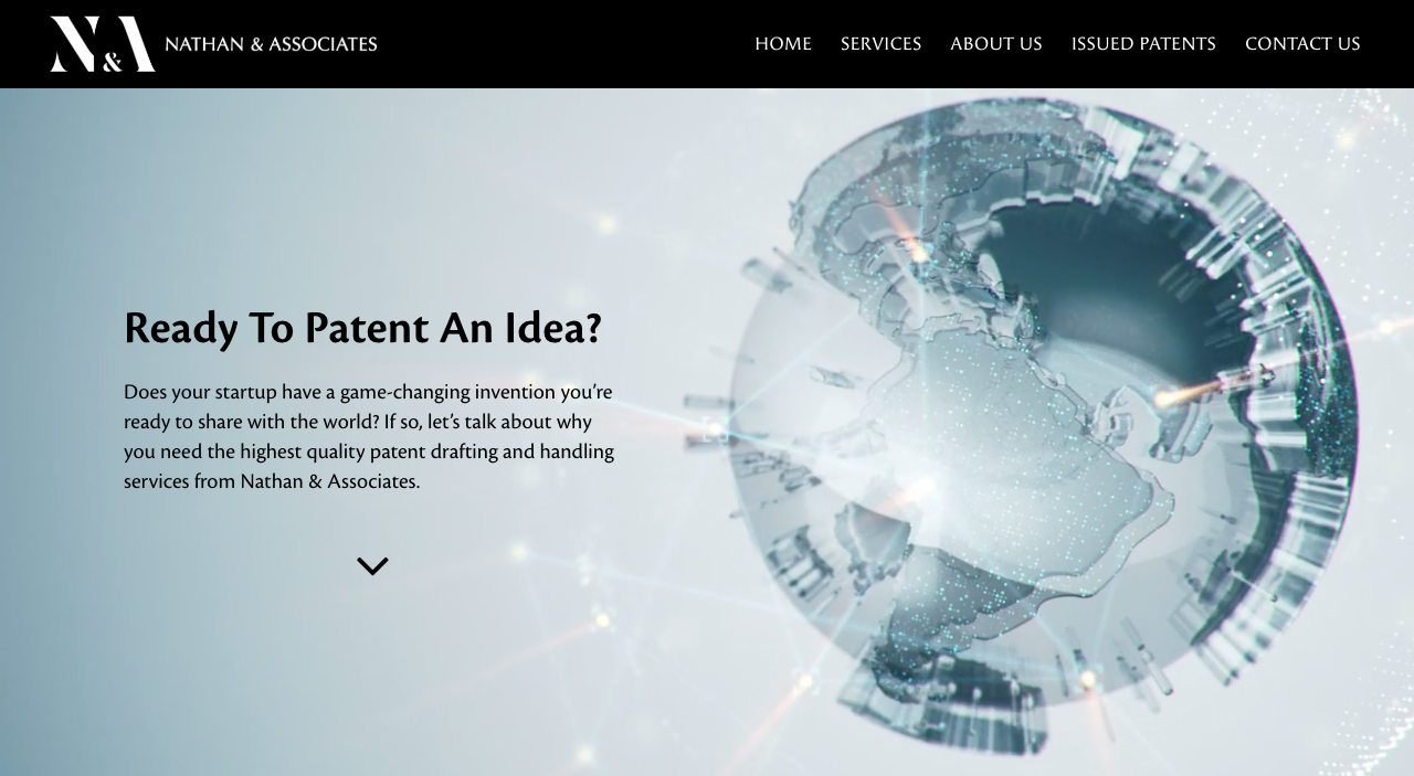 us provisional patent application search
