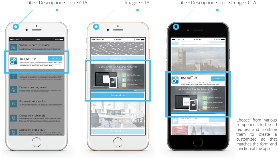 mobile web application and mobile native application