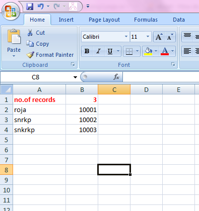how to read excel file in c# windows application