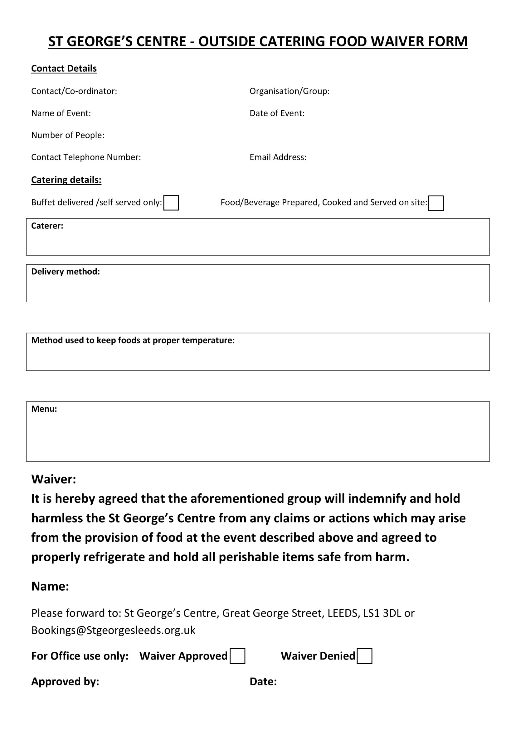 request for admission application fee waiver