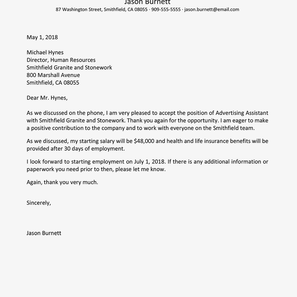 what to say in cover letter for job application
