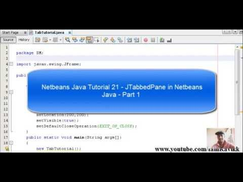 netbeans java desktop application tutorial pdf