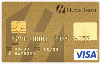 home trust credit card application