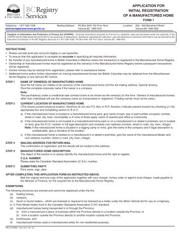 application for missouri title and license