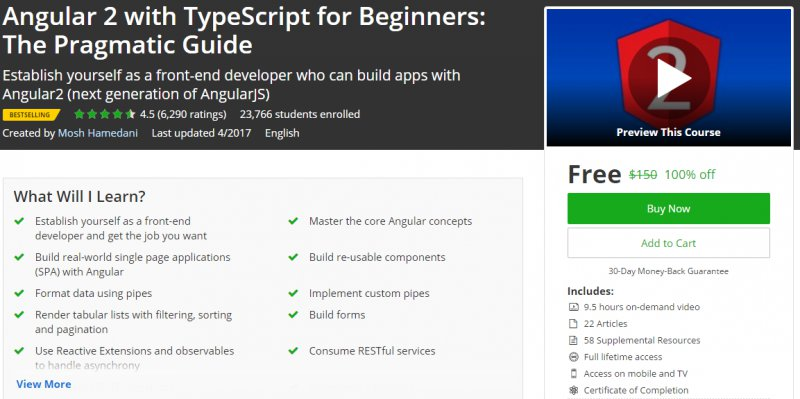 build enterprise applications with angular 2