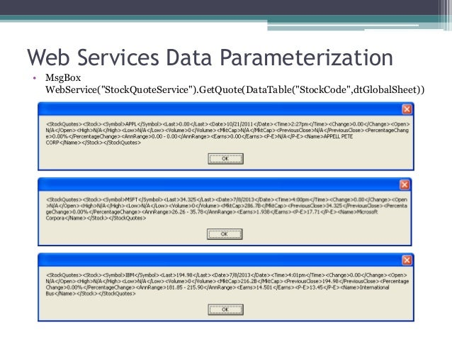 how to test web application using qtp