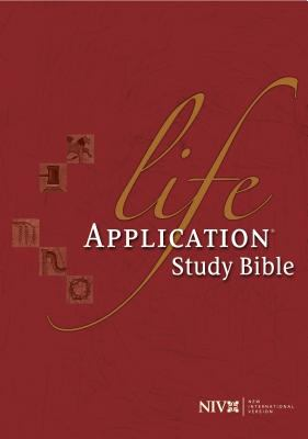 new life application study bible